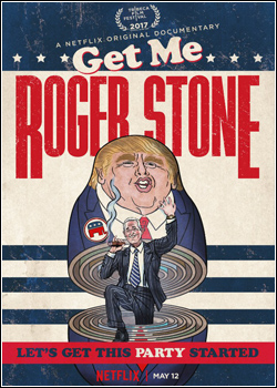 baixar capa Get Me Roger Stone   Dual Áudio Dublado