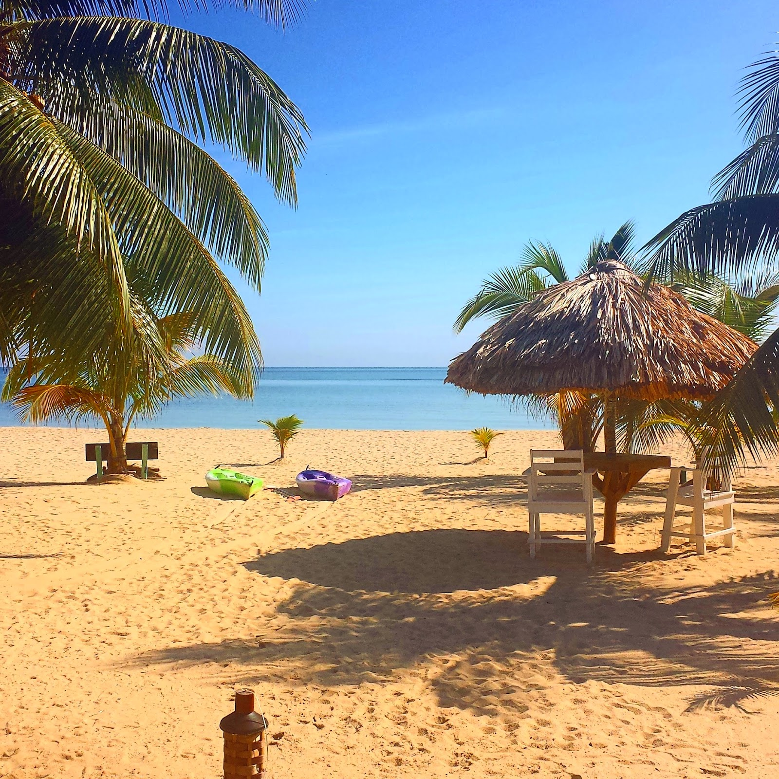 Belize Beaches: Reviews Of Fusion, Tranquilo, Lost Reef Resort, And The