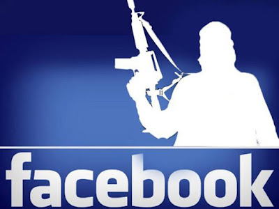 Online Shop Penjual Senjata di facebook