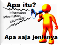 Pengertian Informasi dan Jenis Jenis Informasi