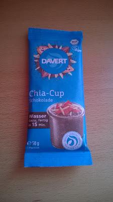 Chia-Cup Schokolade.