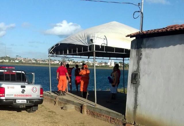 Bombeiros buscam Vereador Cido Capunga desaparecido no Rio São Francisco