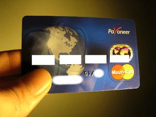 Payoneer Card