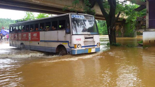 KSRTC services between Karnataka & Kerala via Salem remain unaffected