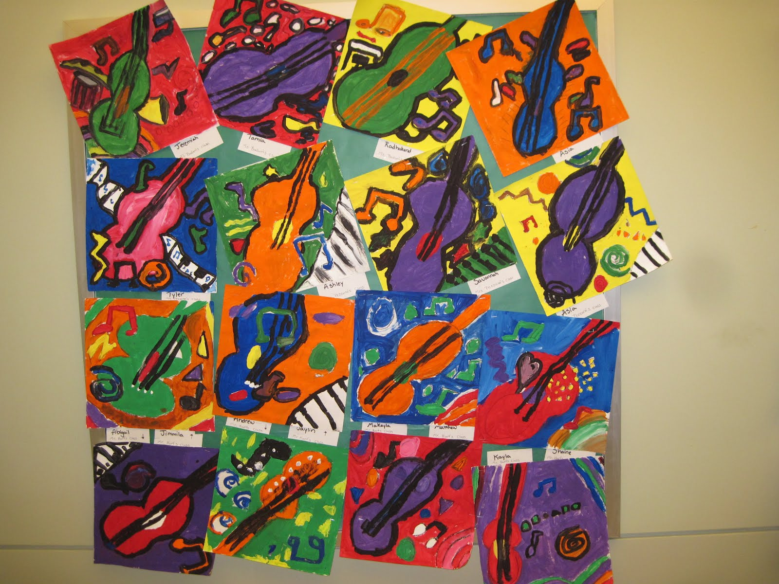 Lines Dots And Doodles Music 3rd Grade