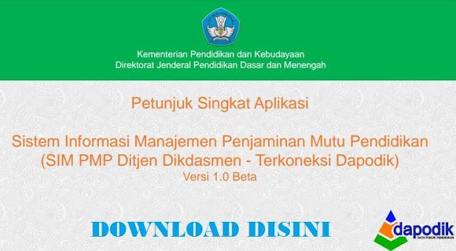 gambar panduan aplikasi PMP kemdikbud