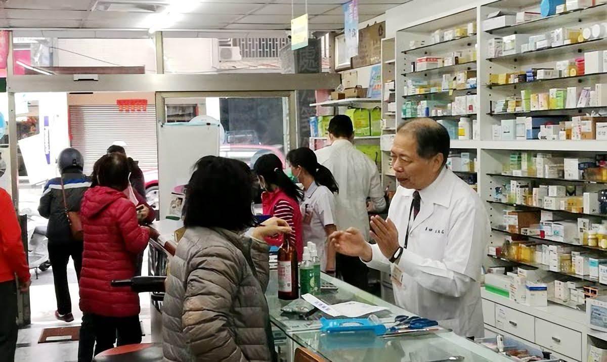 台南19位70歲老藥師無償協助賣口罩|還需忍受民眾買不到的飆罵