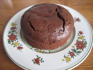 Gâteau au chocolat sans gluten et sans lactose de Philippe Conticini