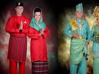 Baju Adat Pulau Sumatera