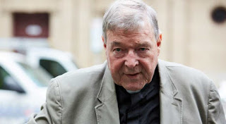 Former Vatican treasurer George Pell