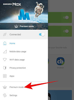 Samsung max vpn settings