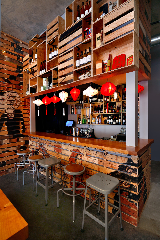 Imagine these restaurant interior design nue