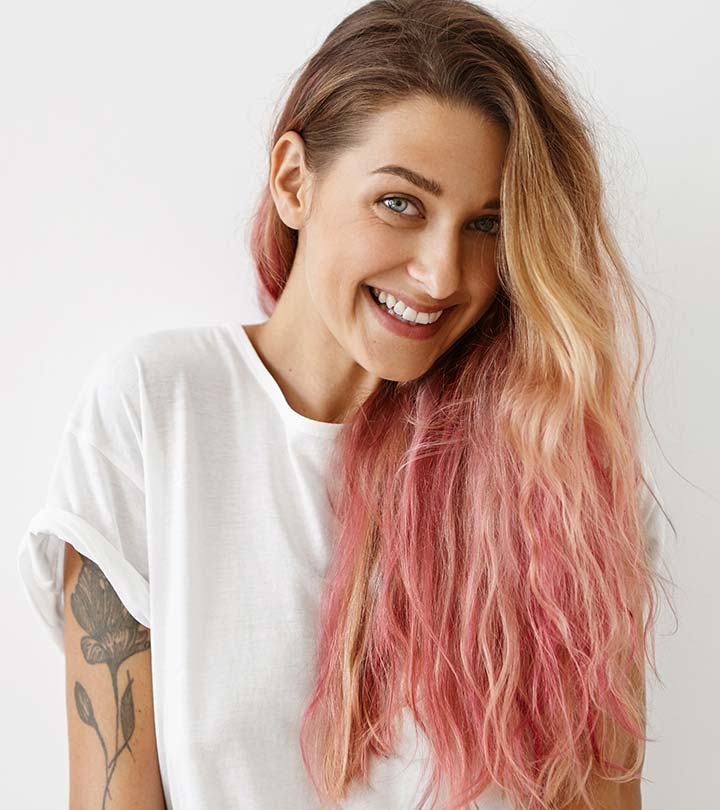 Top 5 Semi Permanent Hair Colors For 2018 Hairstyles Hair Color