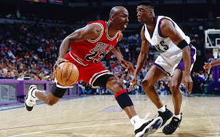 Michael Jordan highest paid