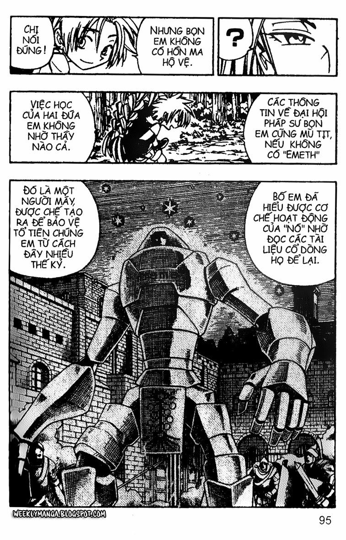Shaman King [Vua pháp thuật] chap 158 trang 11