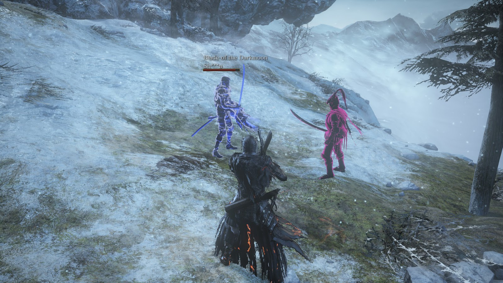 The Nocturnal Rambler: Dark Souls 3: Ashes of Ariandel - Review