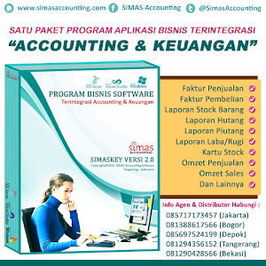 Software Akuntansi Customize