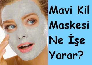 Mavi Kil Maskesi Ne İşe Yarar