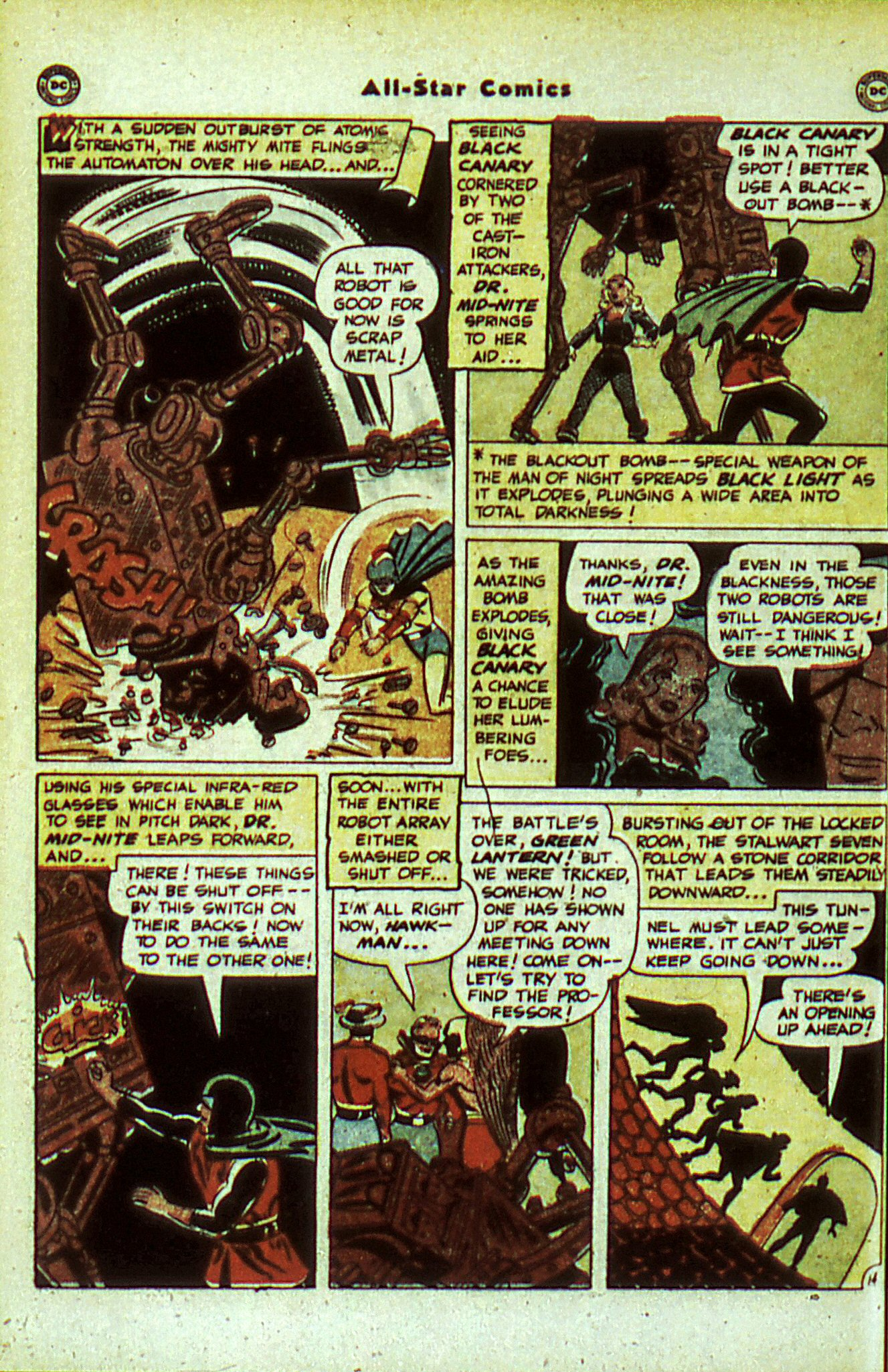 Read online All-Star Comics comic -  Issue #56 - 18