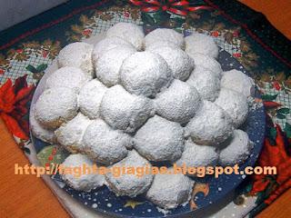 Κουραμπιέδες ζαχαροπλαστείου - από «Τα φαγητά της γιαγιάς»