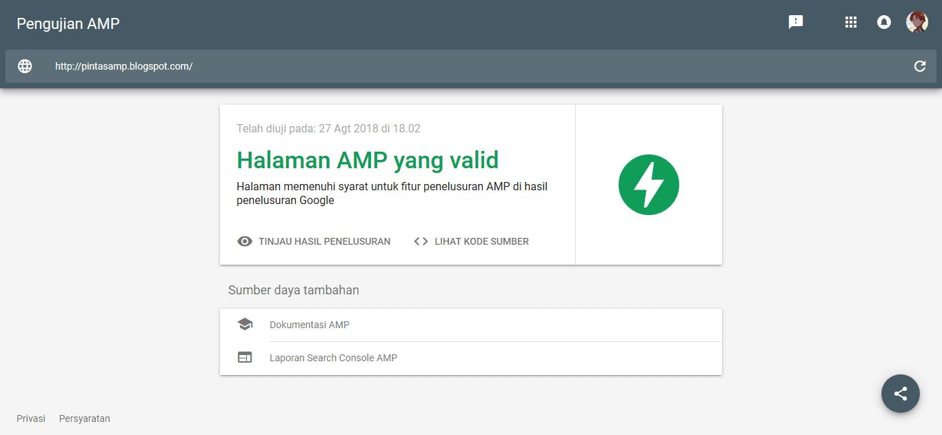 Purple AMP HTML Redesign v1