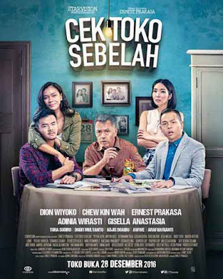 Download Film Indonesia Cek Toko Sebelah (2016) Full Movie