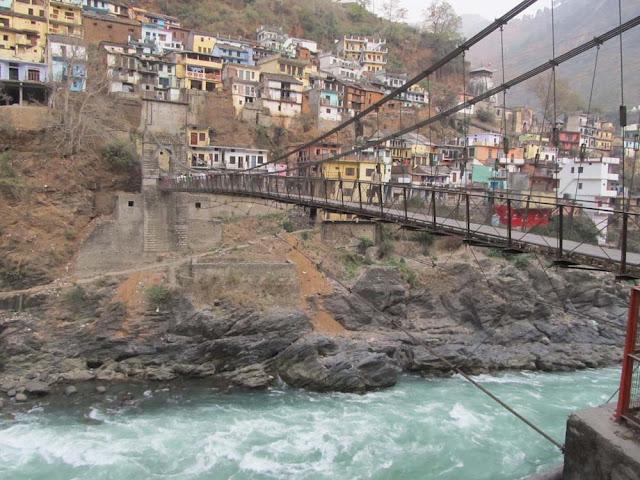 जोशीमठ यात्रा- देवप्रयाग और रुद्रप्रयाग