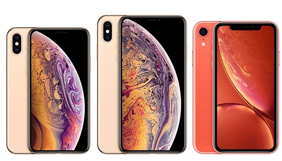 iPhone XS, XS Max and XR have passed Malaysia's SIRIM certification