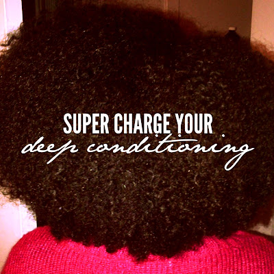 deep condition natural hair