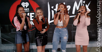 Little Mix have Love On The Brain