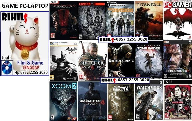 Daftar List Game Komputer PC dan Laptop - Rihils