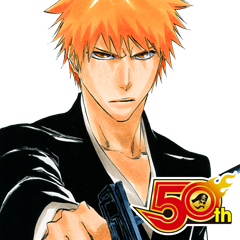 BLEACH J50th