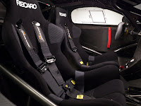 McLAREN 12C CAN-AM EDITION RACING CONCEPT interior seats