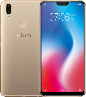 Vivo then released the upgrade to its cameras, the V9 with a 24MP AI Selfie Camera and 16MP+5MP dual rear camera.