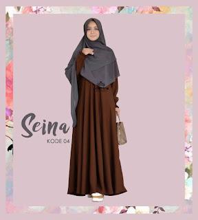 Gamis Jasmine Seina Dress 04