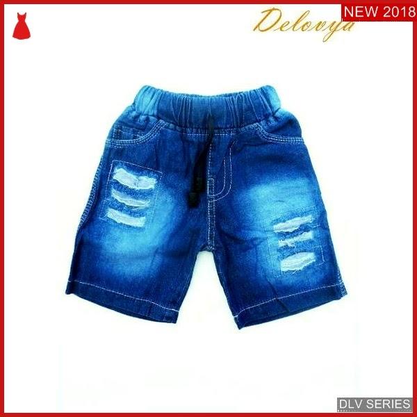 DLV26S34 Short Jeans Anak Basic Celana Pendek Balita Murah BMG