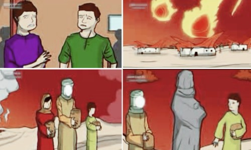 Kisah Nabi Luth Lengkap Dengan Gambar