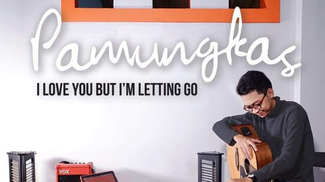 Lirik Lagu Pamungkas - I Love You But I'm Letting Go