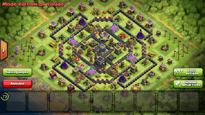 TH 9 Hybrid Layout by LeTiJa