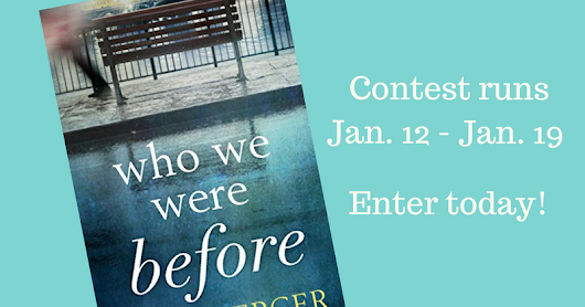 A Giveaway for UK Readers!