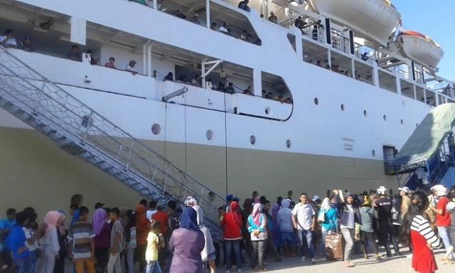 Hadapi Mudik Natal, Pelabuhan Makassar Siapkan 21 Kapal