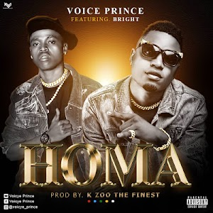 Download Audio | Voice Prince ft Bright - Homa