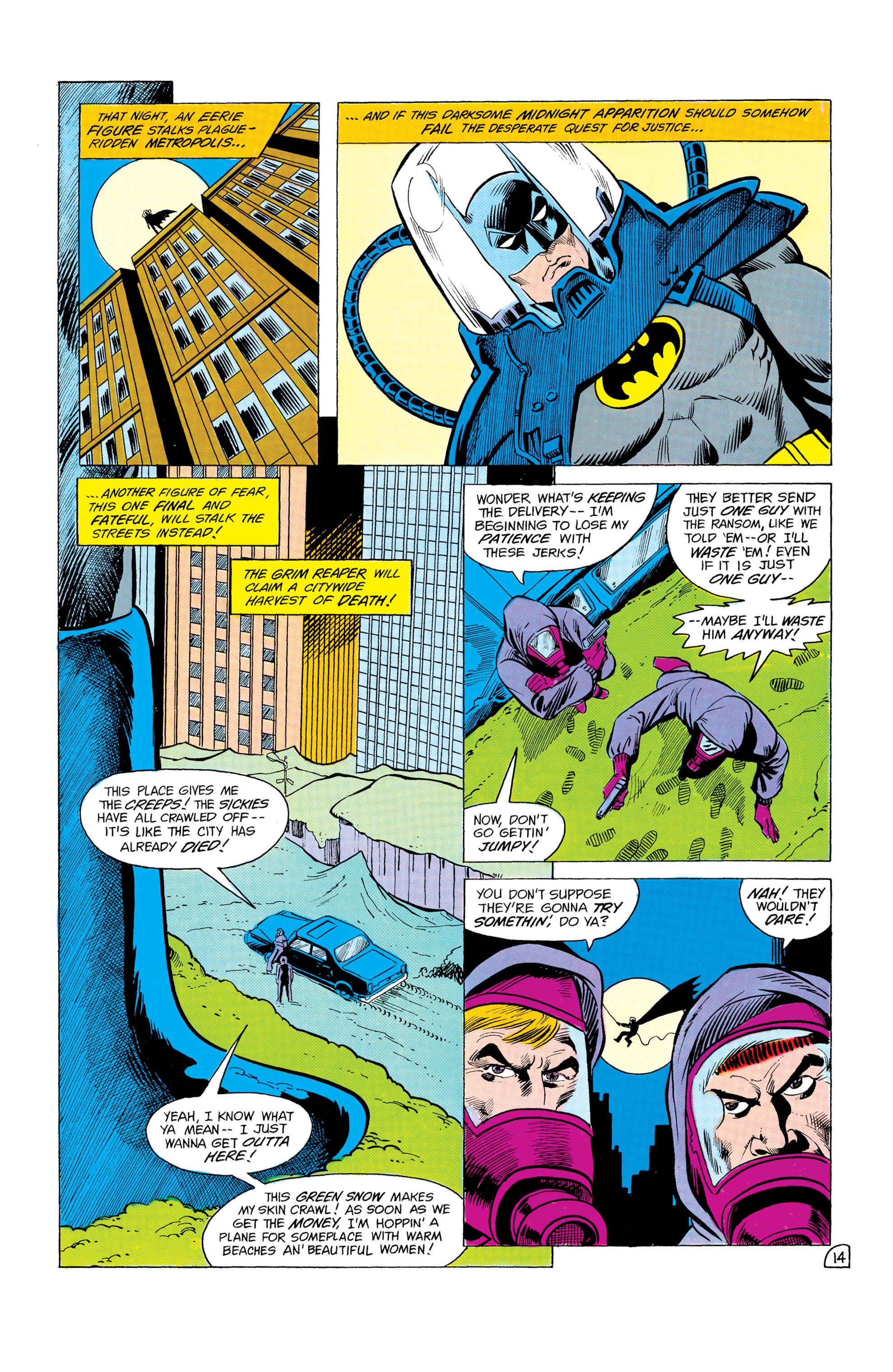 Read online World's Finest Comics comic -  Issue #303 - 15