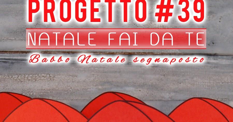 Segnaposto Natalizi Word.Vany Design Design Esclusivo Progetti Fai Da Te Per