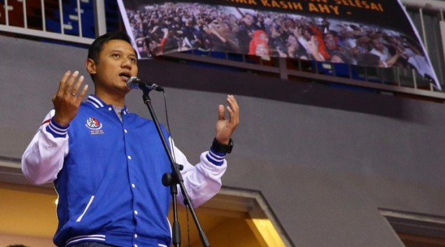 Dukung Ahok atau Anies? Ini Jawaban Agus Yudhoyono
