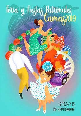 Camas - Feria 2019 -  Rosa María García Martínez