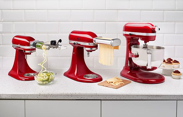 The Potluck Vegetarian: Kitchen-Aid Mixers - The Potluck ...