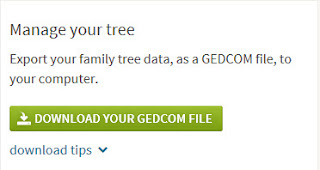 download GEDcom