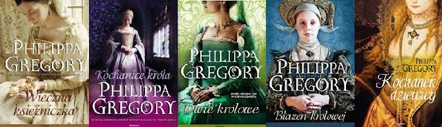Książki o Królowych Tudor