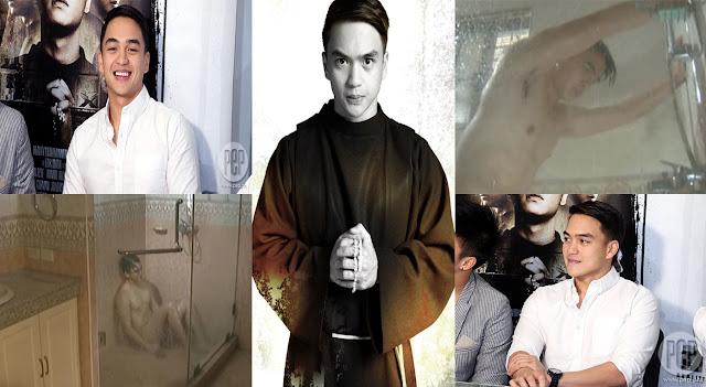 Dominic Roque On Butt Exposure For Seklusyon: 'Yun Siguro Yung Pinakamalalang Eksenang Ginawa Ko Sa Showbiz'